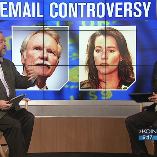Cylvia Hayes suing Oregonian in email-blocking effort
