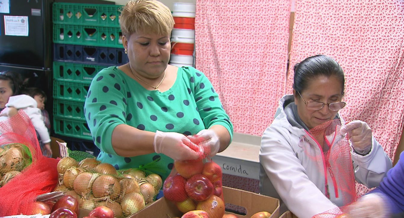 Voter-approved Portland Children's Levy is providing local food banks with healthier options. February 3, 2015 (KOIN 6 News)