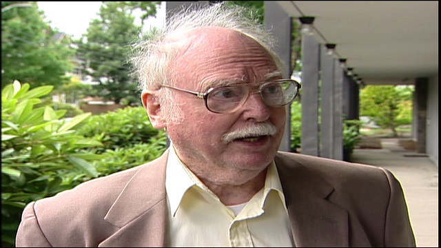 Dr. Phil Leveque in 2005. More than anyone, he pushed through Oregon's legalized medical marijuana law in 1999. (KOIN 6 News, file)