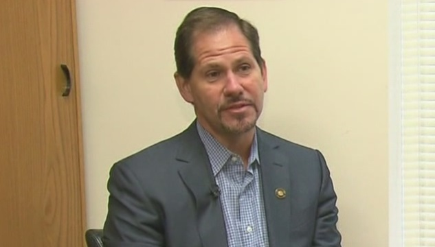 Oregon State Rep. Knute Buehler, Feb. 26, 2015 (KOIN 6 News)