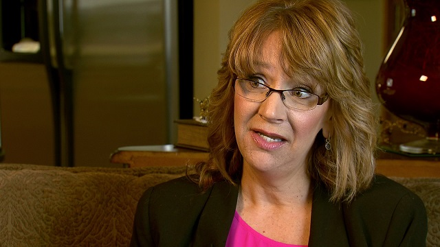 Danielle Tudor is working to extend the statute of limitations on rape in Oregon to 20 years, March 30, 2015 (KOIN 6 News)