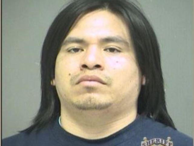 Moises Vasquez-Santiago, circa 2012 (Washington County Sheriff's Office)
