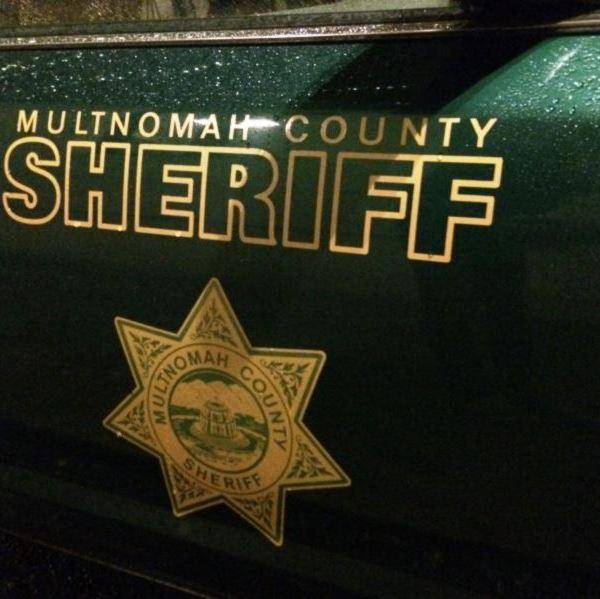 File - Multnomah County Sheriff's Office Logo on vehicle_128094
