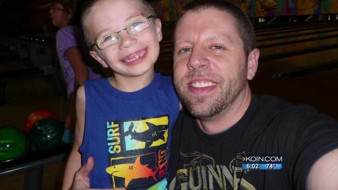 Kaine Horman on Kyron, Terri, life after 5 years