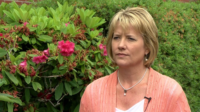 PPS spokesperson Christine Miles, June 2, 2015 (KOIN)