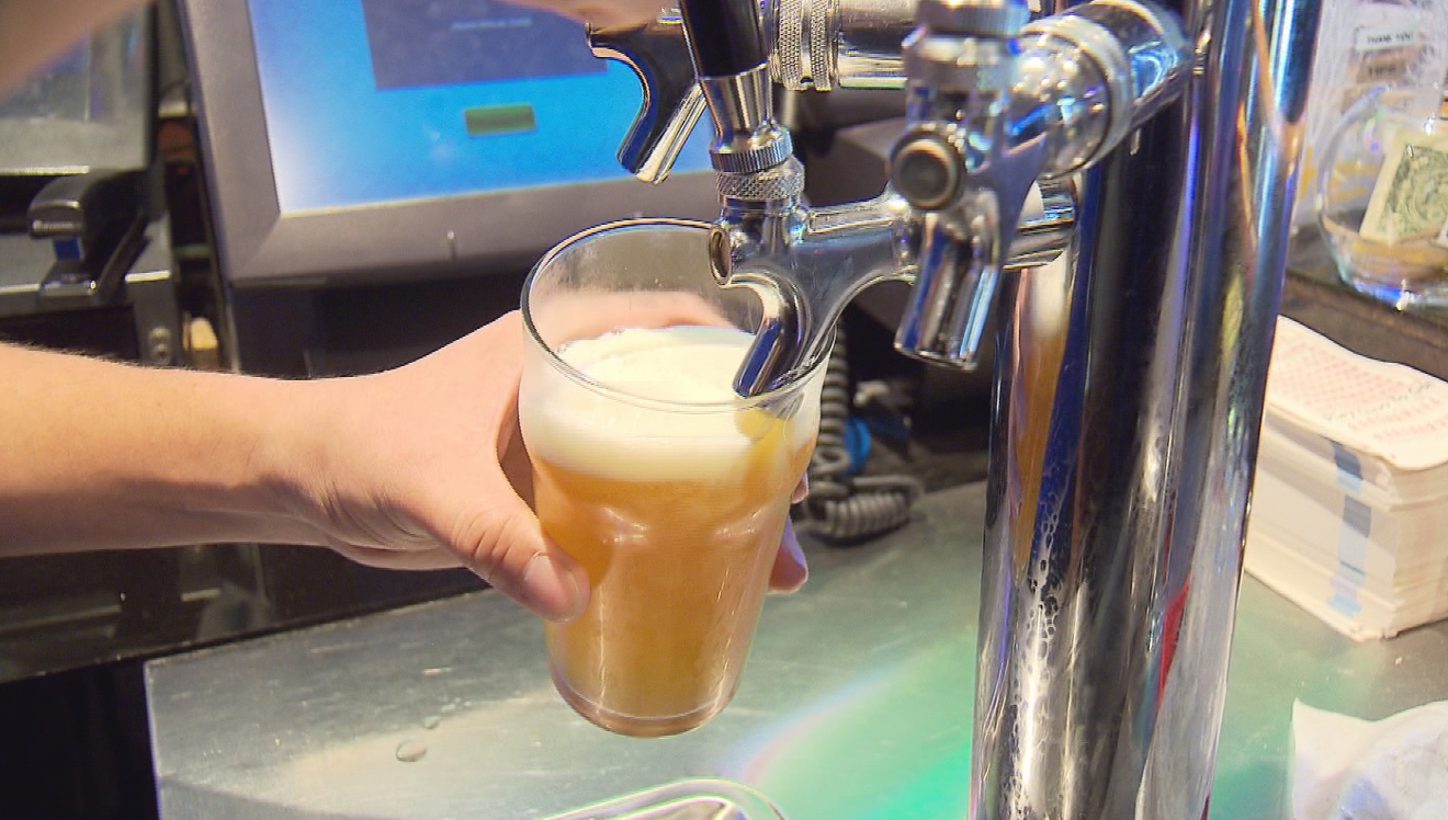 Beer from a tap, file. (KOIN)