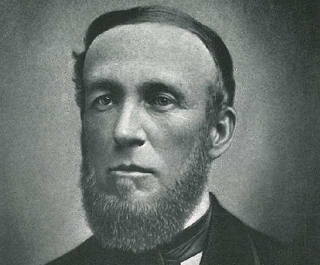 Dr. James C. Hawthorne in an undated photo (Courtesy: Oregon Historical Society)