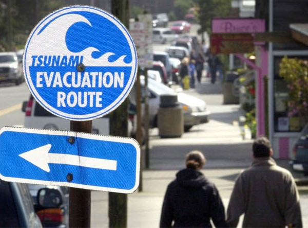 tsunami evacuation sign_177622