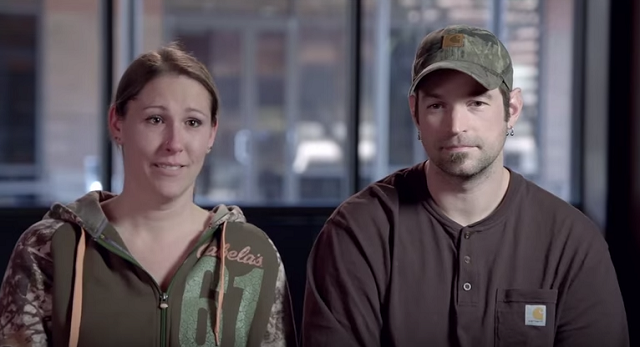 Aaron and Melissa Klein are featured in a Ted Cruz video about religious freedom. (Ted Cruz Youtube)_196400