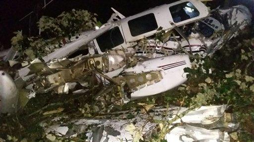 Colombia Plane Crash_203434