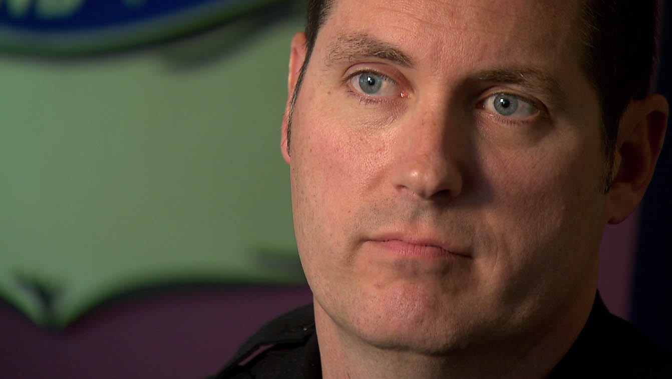 Portland Police Bureau Sgt. explains what officers are expected to do in the aftermath of a disaster. (KOIN)