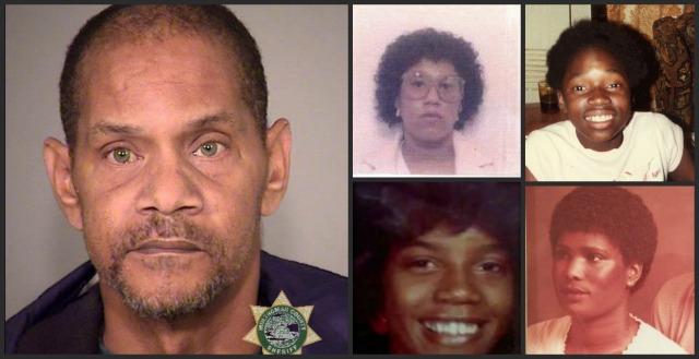 Portland man accused of 1980s serial killings