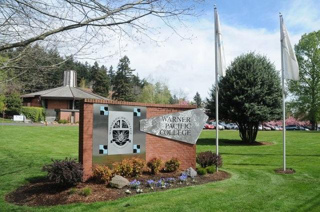 Warner Pacific College campus. (Facebook)_243479