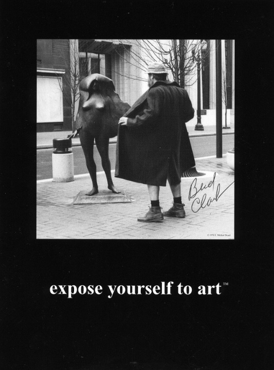 Bud Clark Expose Yourself to Art_255005
