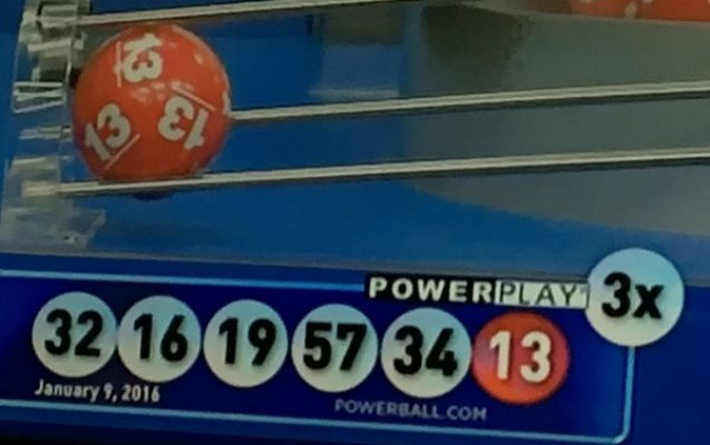 No Powerball Winner Jackpot May Hit 1 3 Billion