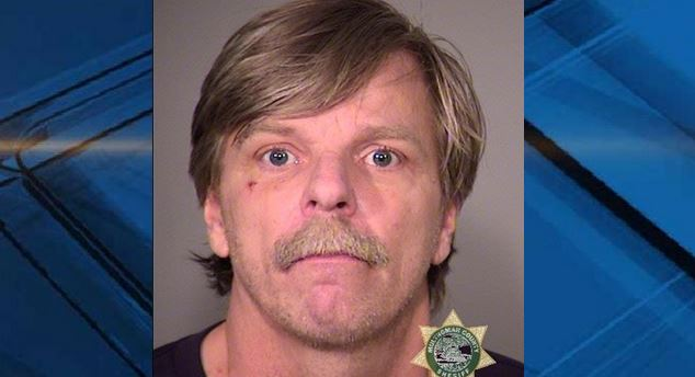 Theodore Clifton Compton is shown in a jail booking photo released from the Multnomah County Sheriff's Office_260860