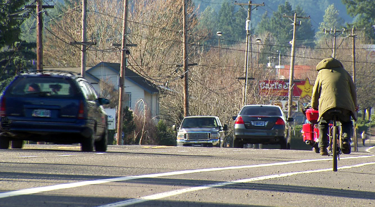 Speed, problems at intersections, roads with high crash rates and alcohol and/or drug use are the leading causes of crashes in Portland. (KOIN)