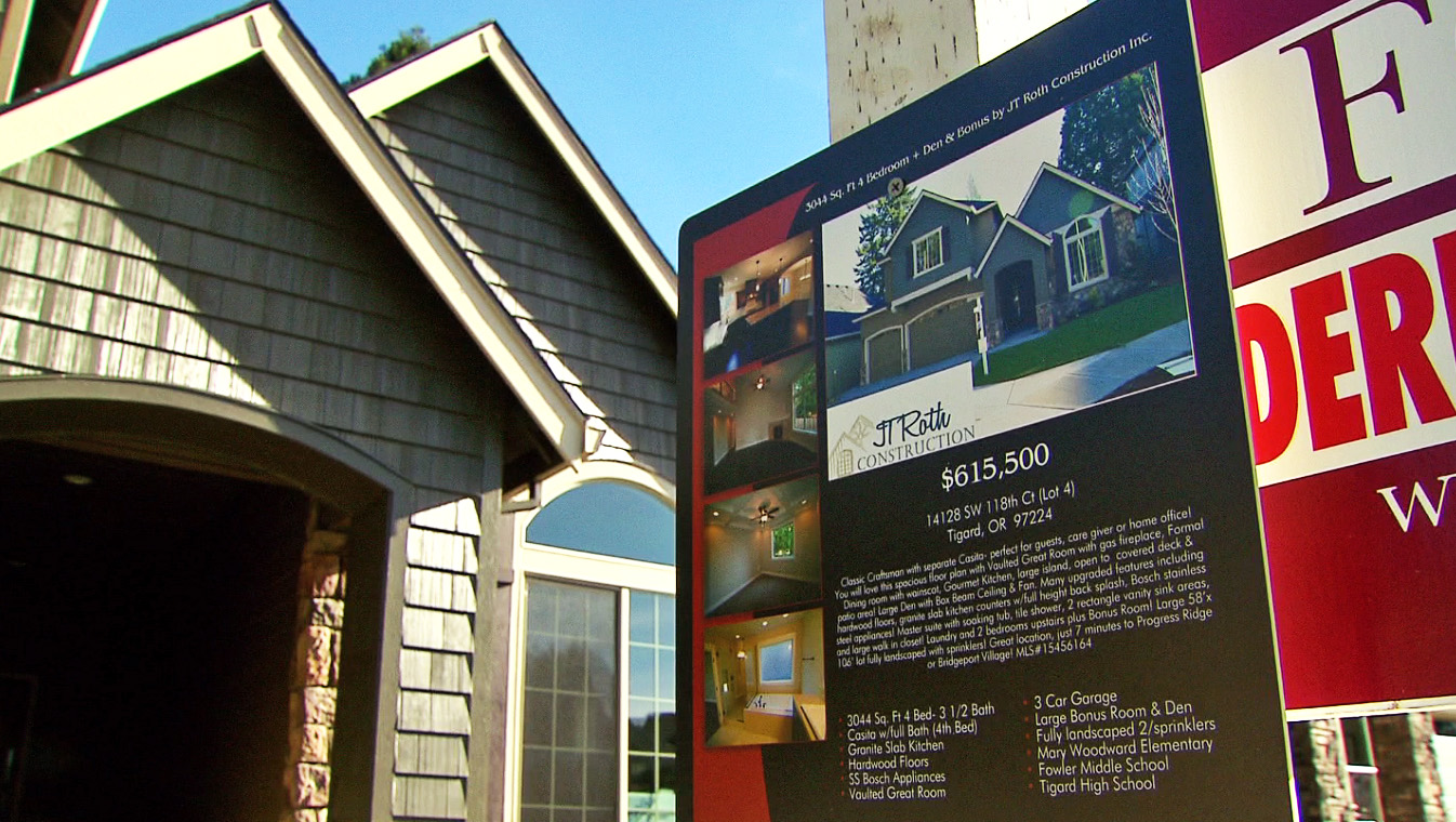 Local families are making sacrifices in this housing market to live near schools they feel are best. (KOIN)