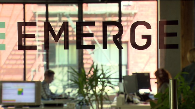 This is an image of the Emerge Interactive offices.