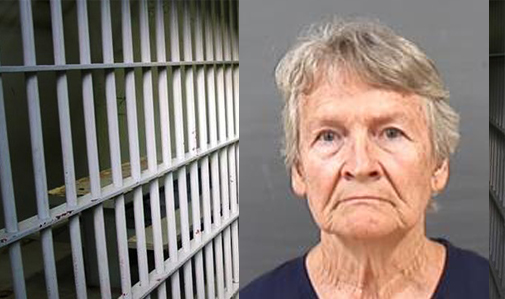 Edna Bennett was booked into the Yamhill County jail on June 2, 2016 on charges of conspiracy to commit 1st-degree arson. (Yamhill County Jail)