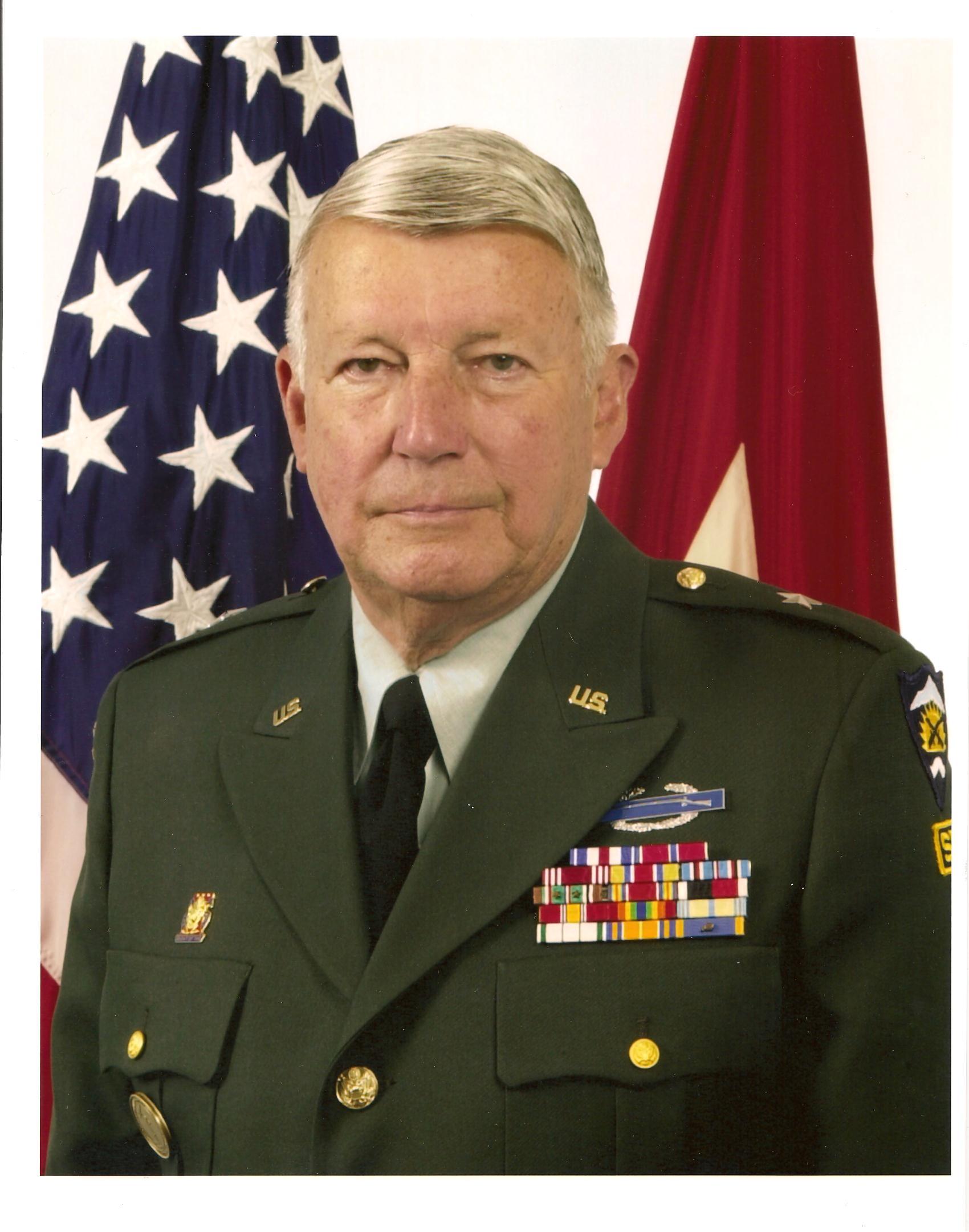 Brigadier General James B. Thayer. (Courtesy photo)