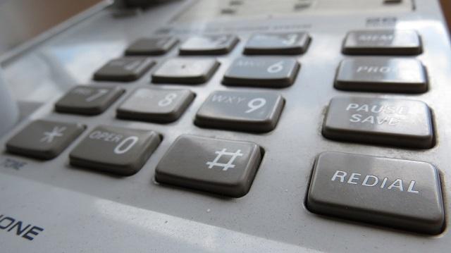 A telephone keypad (Public Domain Photos, sevenheads lopez)