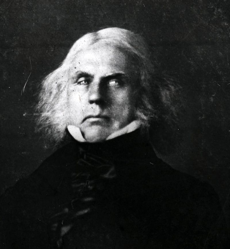 John McLoughlin is known as the father of Oregon. (Courtesy photo)