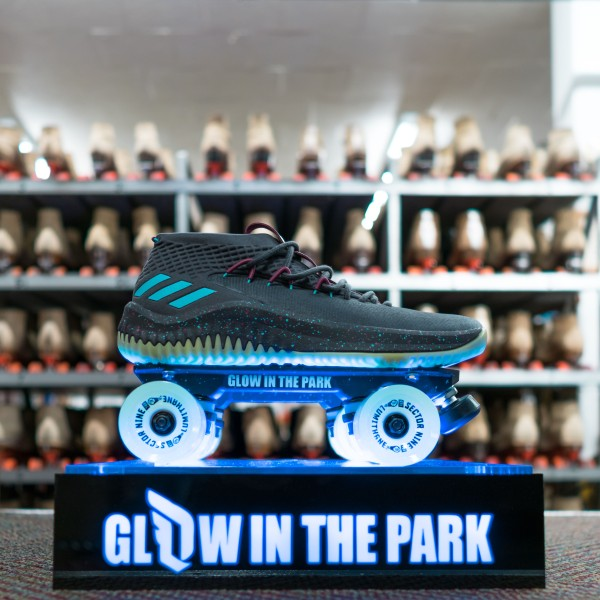 Adidas Dame 4 Glow in the Park_552493