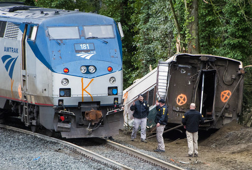 Train Derailment Washington State_569710