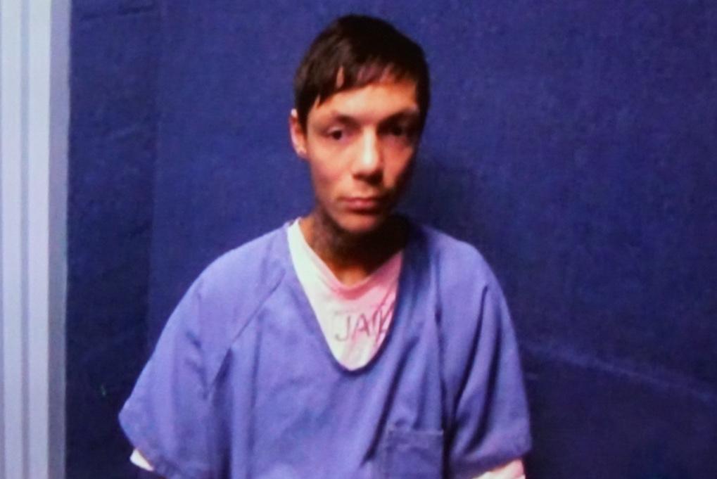 Avante Armstead, 22, appears in Multnomah County Circuit Court on an allegation of murder.jpg