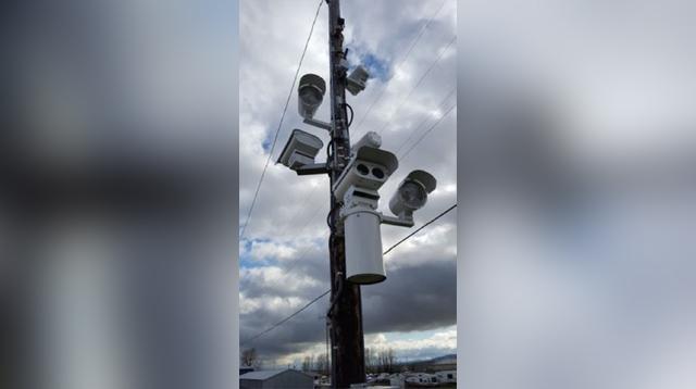 PBOT speed safety camera