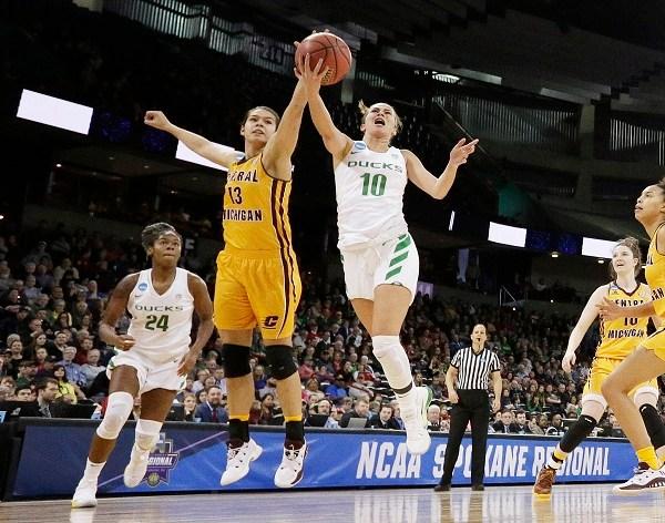 NCAA Central Michigan Oregon Basketball_1521937754623