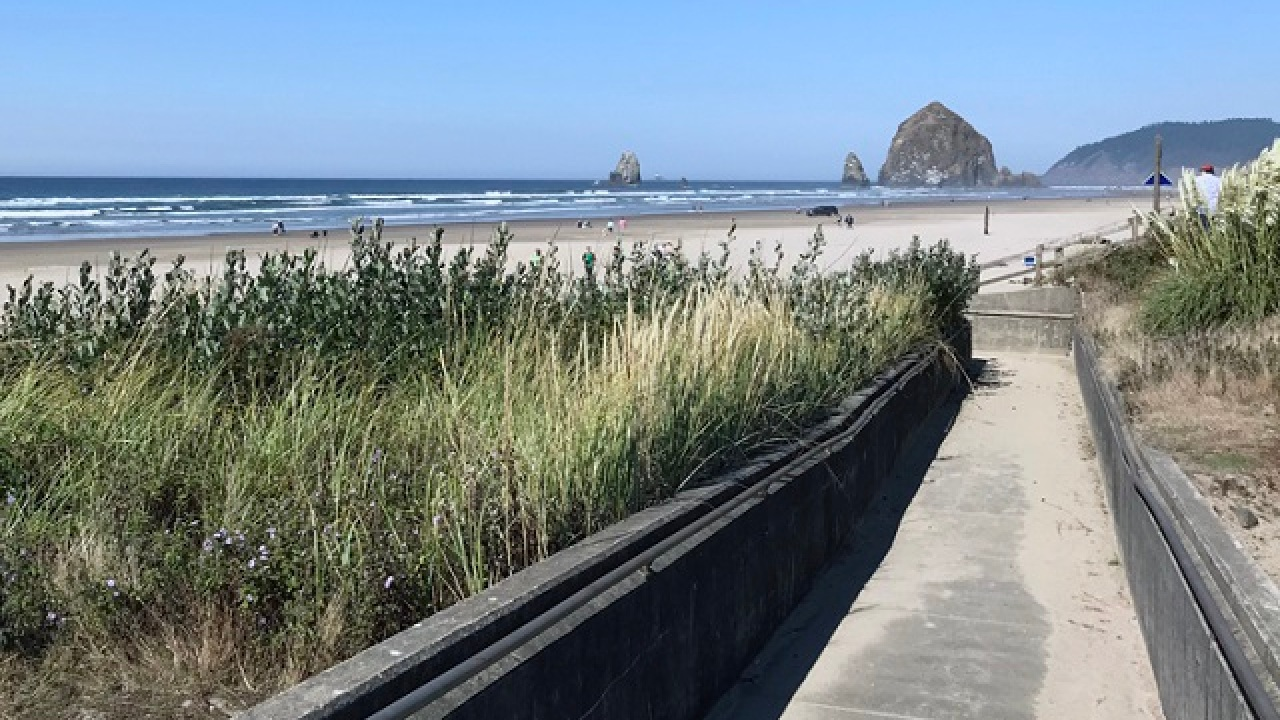 Tripadvisor's Travelers' Choice names Cannon Beach 6th best in nation