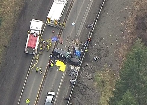 2 dead, 5 hurt in Hwy 26 crash identified
