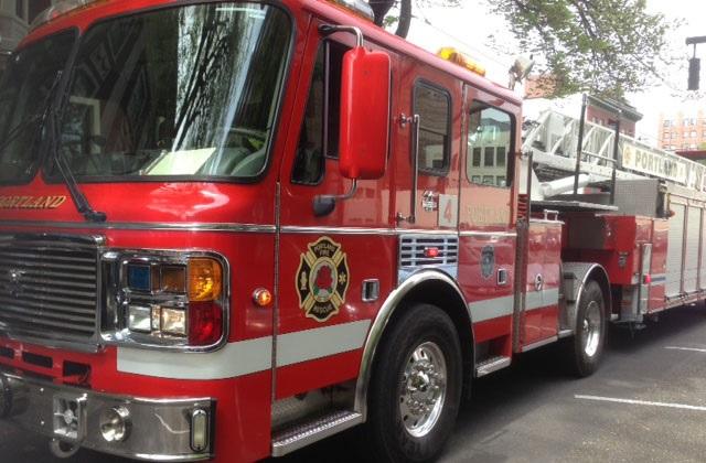 generic portland fire rescue