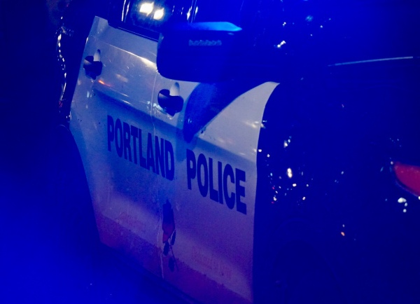 portland police generic night