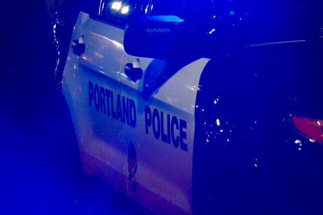 portland police generic night