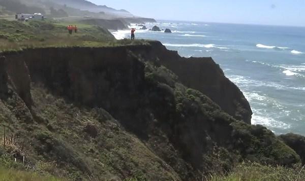 hart family crash cliff KRON