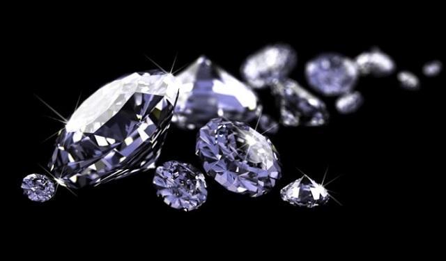 generic diamonds