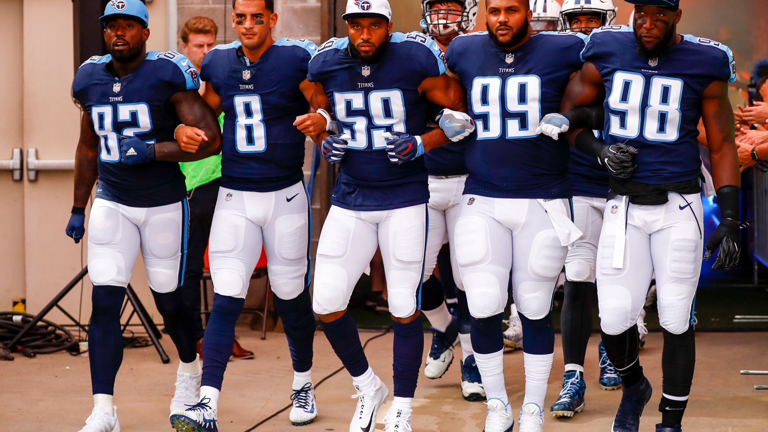 Seattle Seahawks v Tennessee Titans_523968