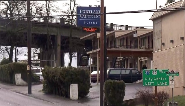 quanice hayes scene of the crime portland value inn