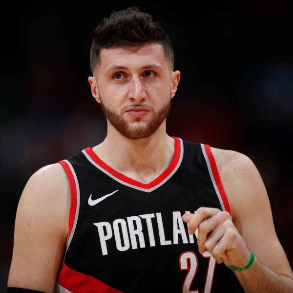 Trail Blazers Nuggets Basketball_1530933961867