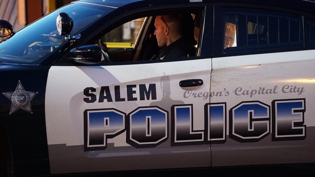 Protests erupt in Salem, Eugene