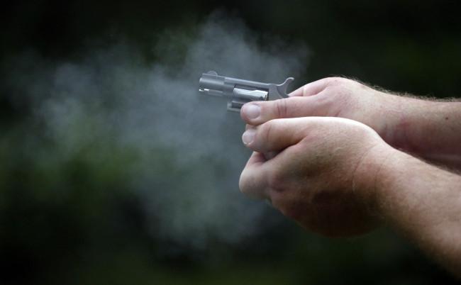 generic gun revolver bullet b ap