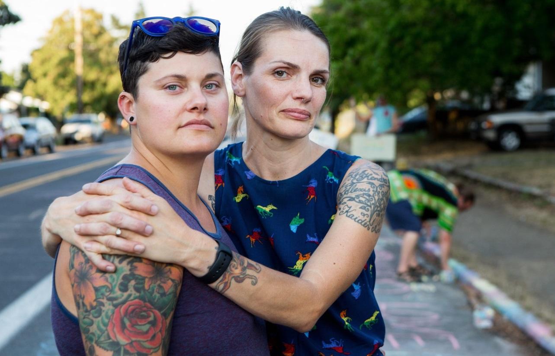 Portland oregon lesbian community