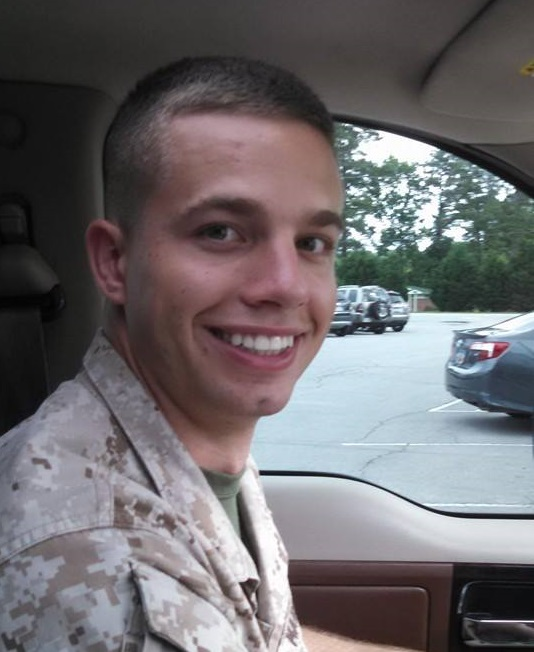Ty Hart, a Stayton HS grad who is missing after a Marine helicopter crash in Hawaii (Alan Kirby, Facebook)