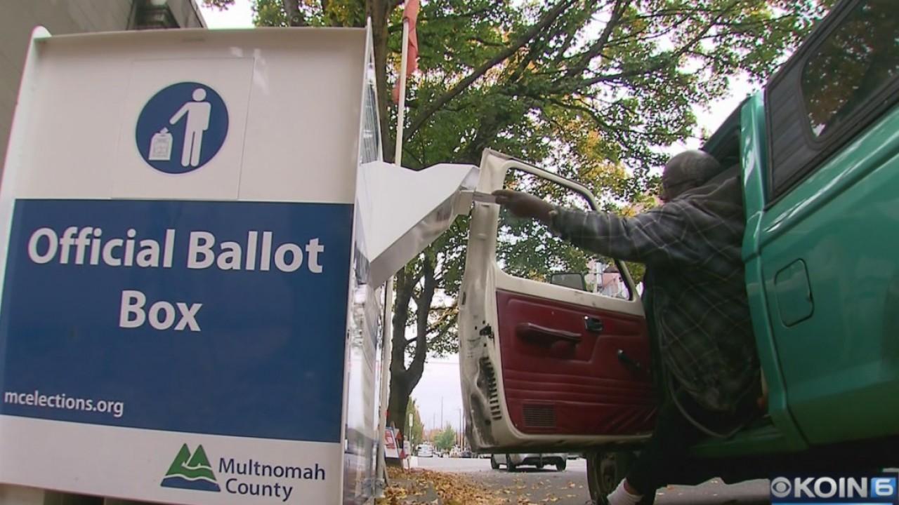 generic ballot vote 10232018