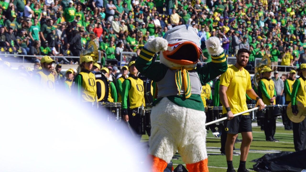 ESPN's College GameDay to feature Oregon vs. Auburn in ...