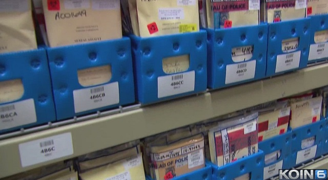 A backlog of untested rape kits in the Portland Police Bureau (KOIN, file)