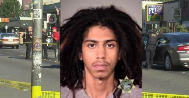 Abdulrahman Noorah faces manslaughter for allegedly killing a teen as she crossed SE Hawthorne, August 19, 2016 (Multnomah County Sheriff's Office/KOIN)